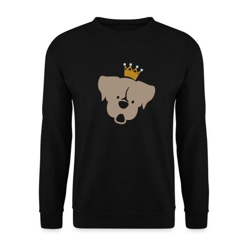 Prinz Poldi braun - Männer Pullover