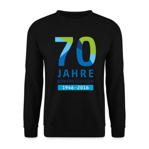 70 Jahre Eckert Schulen - Männer Pullover