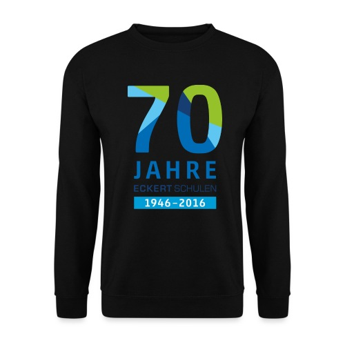 70 Jahre Eckert Schulen - Unisex Pullover