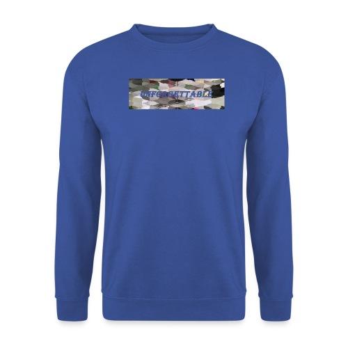 unforgettable - Sweat-shirt Unisex