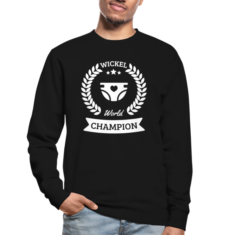 Baby Wickel World Champion - Unisex Pullover