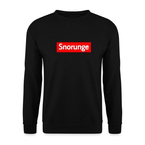 Snorunge 2018 - Unisextröja