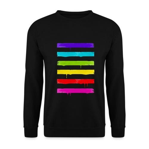 LGBT STRIPES - Unisex Pullover