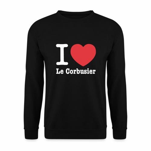 Love Le Corbusier - Sudadera unisex