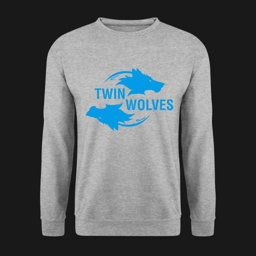 Twin Wolves Studio - Felpa unisex