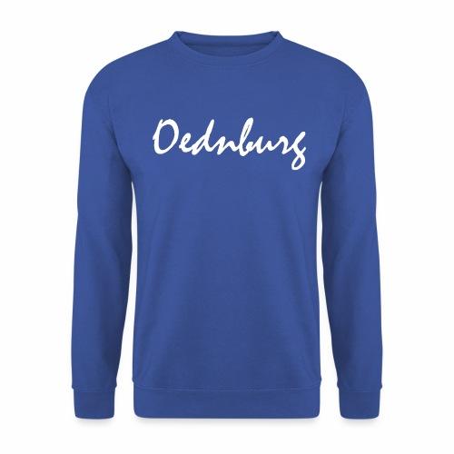 Oednburg Wit - Mannen sweater