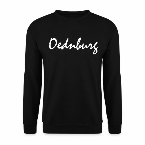 Oednburg Wit - Unisex sweater
