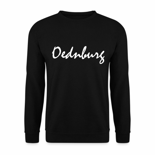 Oednburg Wit - Mannen sweater