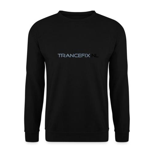 trancefix text - Unisex Sweatshirt