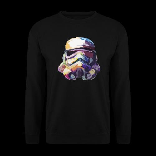 Stormtrooper with Hope - Men's Sweatshirt