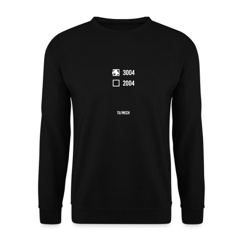 Eindig in je element. - Unisex sweater