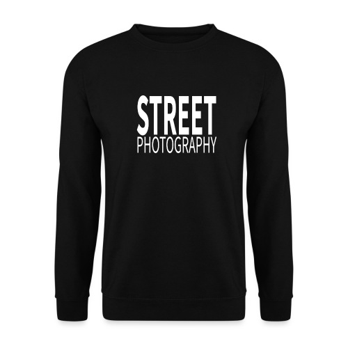 Street Photography T Shirt - Felpa unisex