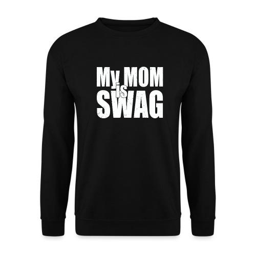 Swag White - Unisex sweater