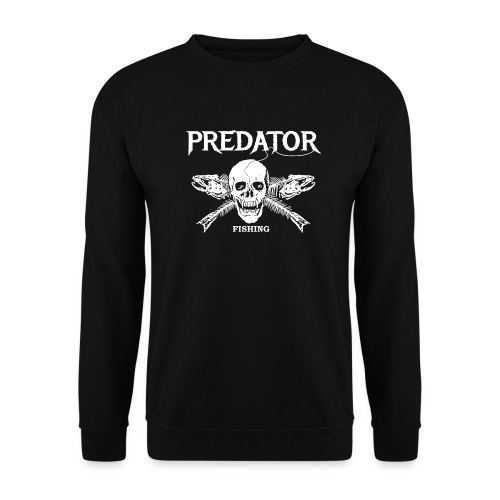Predator Fishing T-Shirt - Männer Pullover