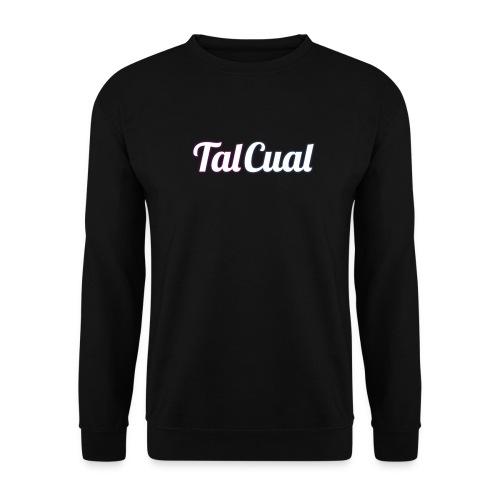TalCual Logo - Sudadera unisex