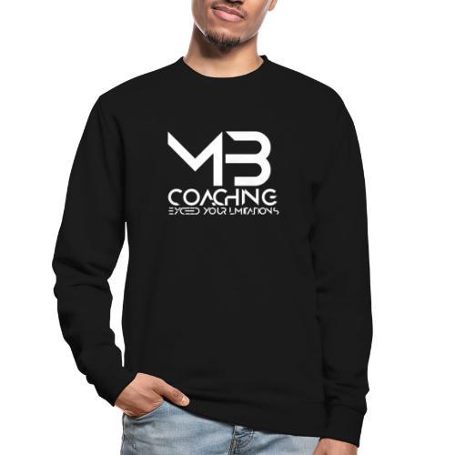 mb coaching log0 - Unisex Sweatshirt