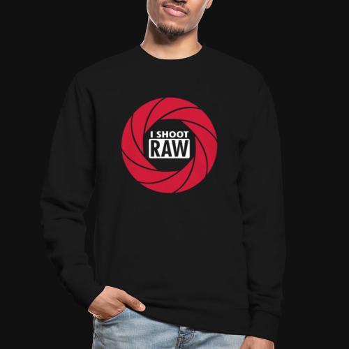 I SHOOT RAW - Unisex Pullover