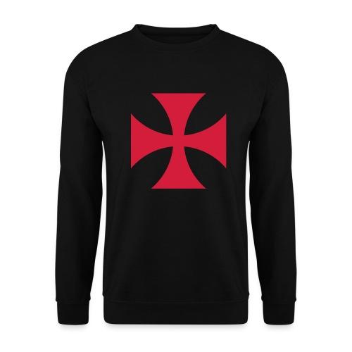 The Templar Cross Shirt - Männer Pullover