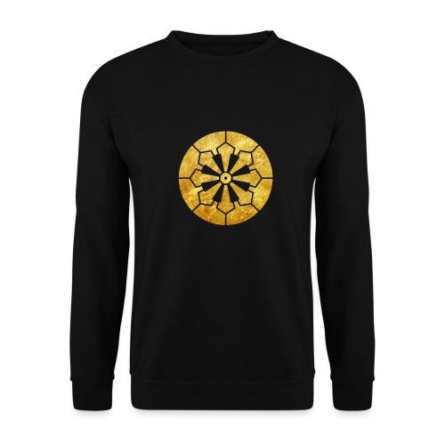 Sanja Matsuri Komagata mon gold - Unisex Sweatshirt