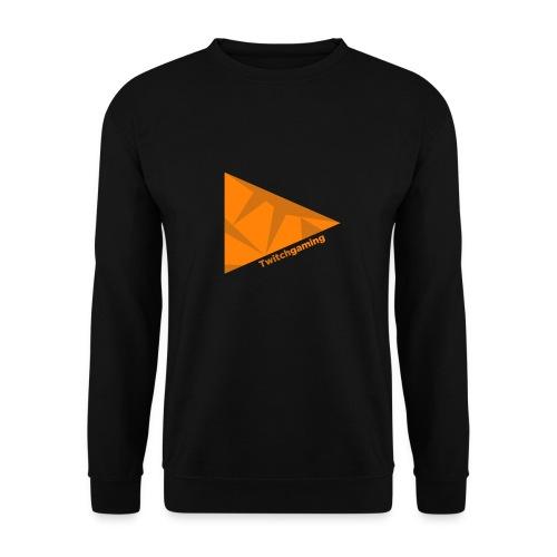 HotPans Twitchgaming Logo hinten - Männer Pullover