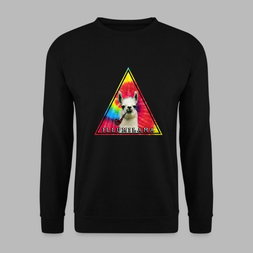 Illumilama logo T-shirt - Unisex Sweatshirt