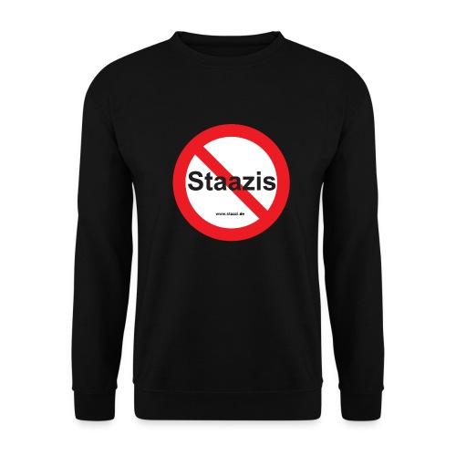 Staazis Verboten - Männer Pullover
