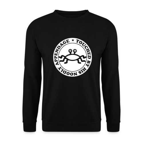 Touched by His Noodly Appendage - Men's Sweatshirt