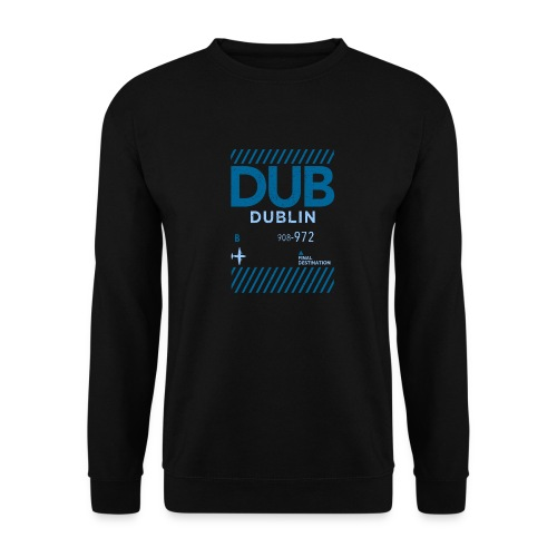 Dublin Ireland Travel - Unisex Sweatshirt