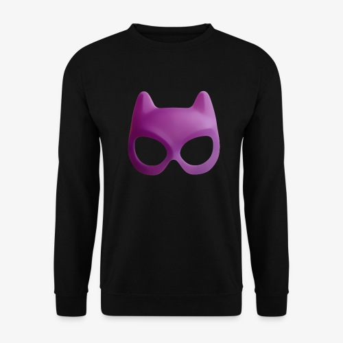 Bat Mask - Bluza unisex