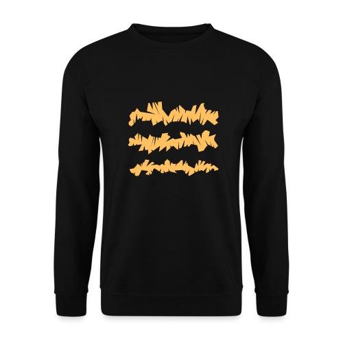 Orange_Sample.png - Männer Pullover
