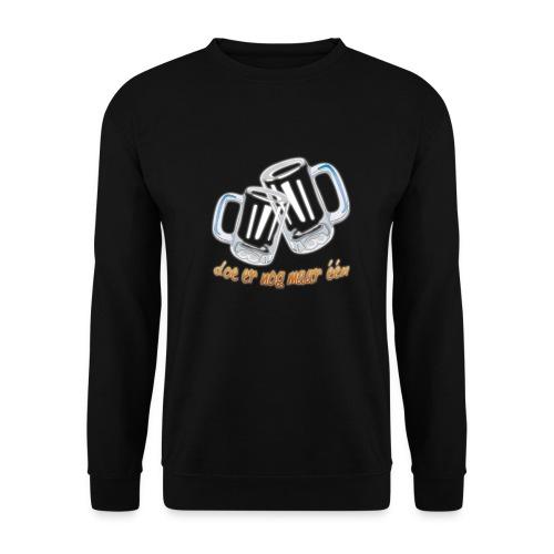 Doe er nog maar een Shirt png - Unisex sweater