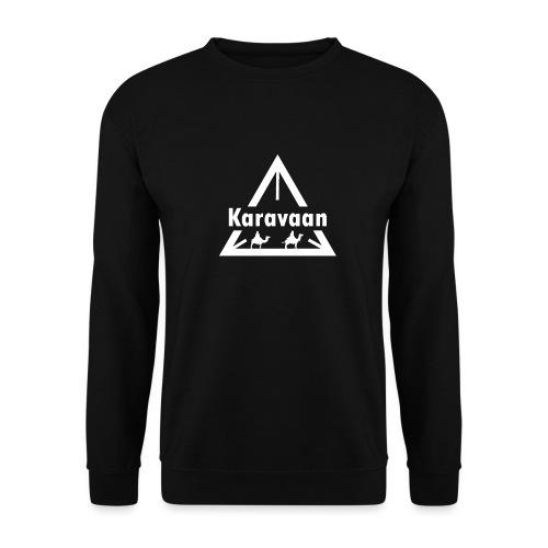 Karavaan White (High Res) - Unisex sweater
