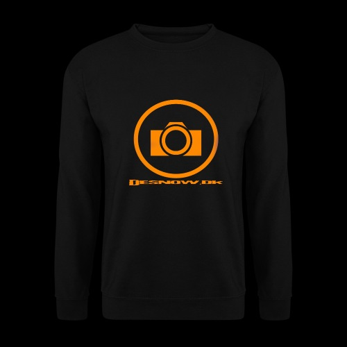 Orange 2 png - Herre sweater