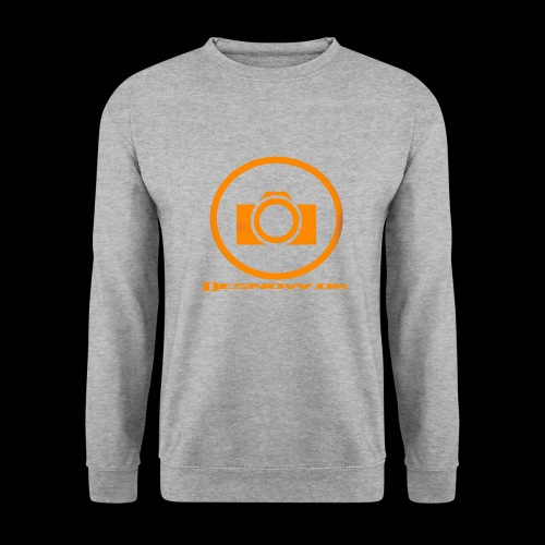 Orange 2 png - Herre sweater