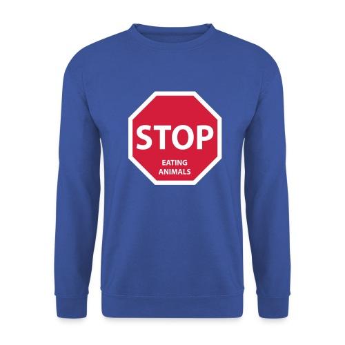 Stop-Eating-Animals - Männer Pullover