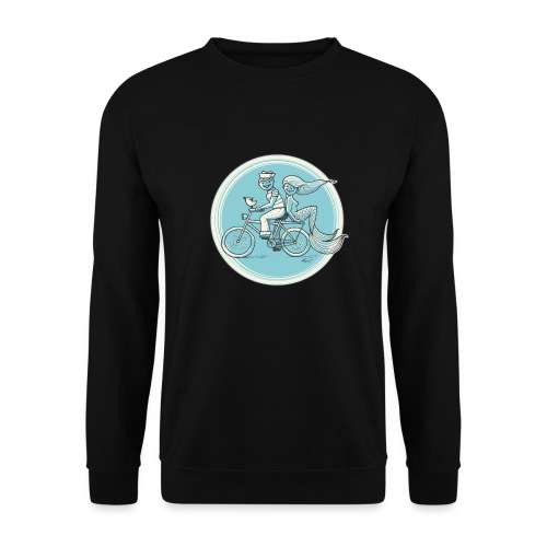 To the Beach - Backround - Unisex Pullover