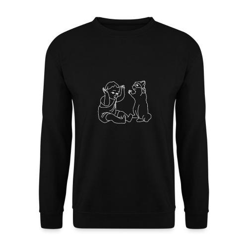 Waschbärparty - Männer Pullover