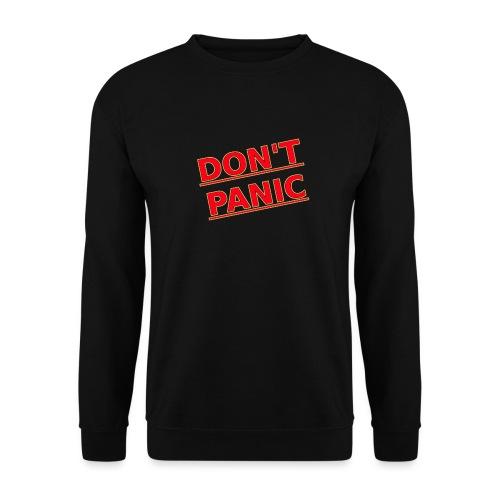 DON T PANIC 2 - Men's Sweatshirt