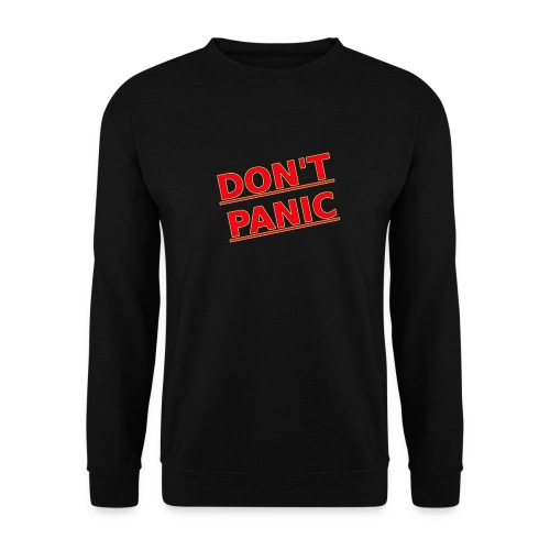 DON T PANIC 2 - Men's Sweatshirt