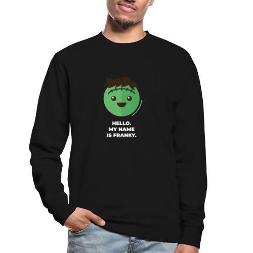 Frankenstein - Halloween Flirt Monster - Unisex Pullover