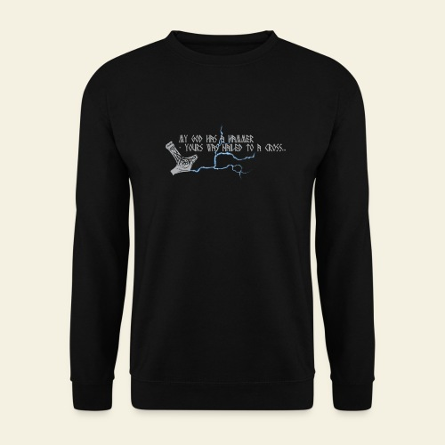 mjlner - Herre sweater
