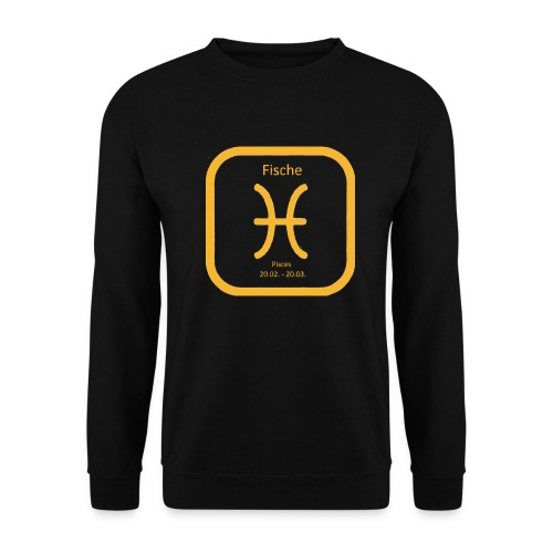 Horoskop Fische12 - Männer Pullover