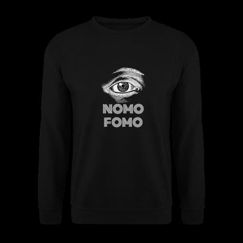 NOMO FOMO - Men's Sweatshirt