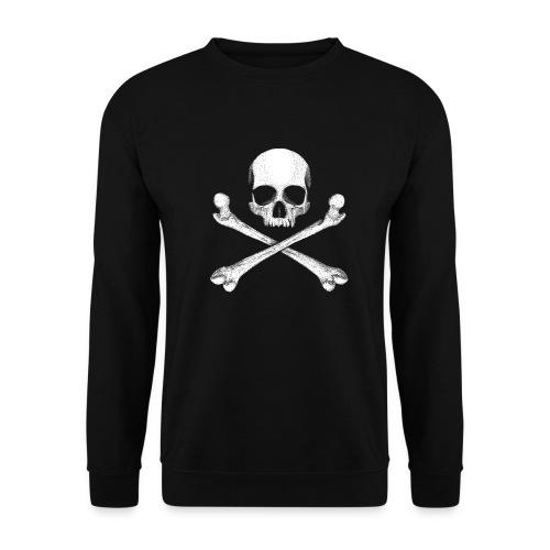 Jolly Roger - Pirate Skull Flag - Men's Sweatshirt