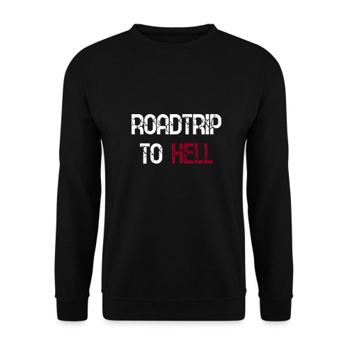 Roadtrip To Hell - Männer Pullover