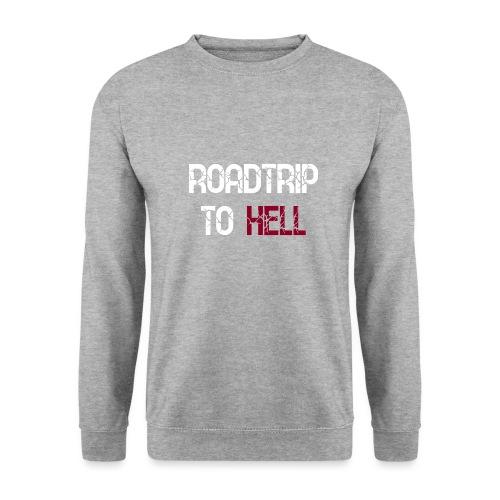 Roadtrip To Hell - Männer Pullover