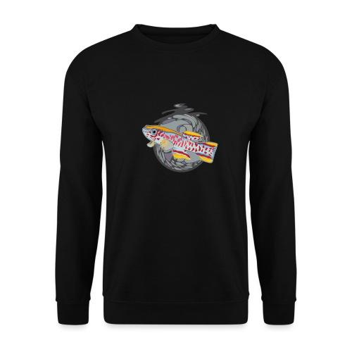 Space Fish Bluecontest - Sweat-shirt Unisex