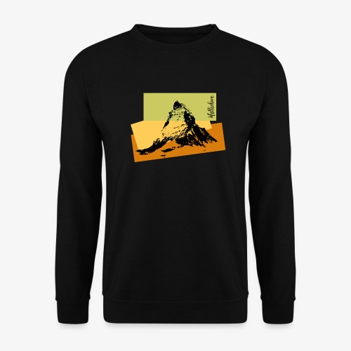 Matterhorn - Unisex Sweatshirt