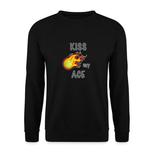 kiss my ace - Unisex Pullover