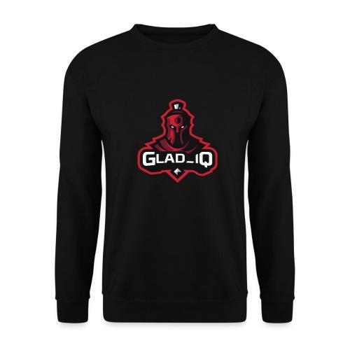 Glad_IQ Logo 1 - Unisex Pullover